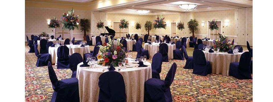 Marriott Richmond Ballroom
